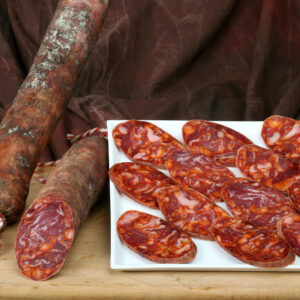 Chorizo De Cebo Iberico Sierra De Codex