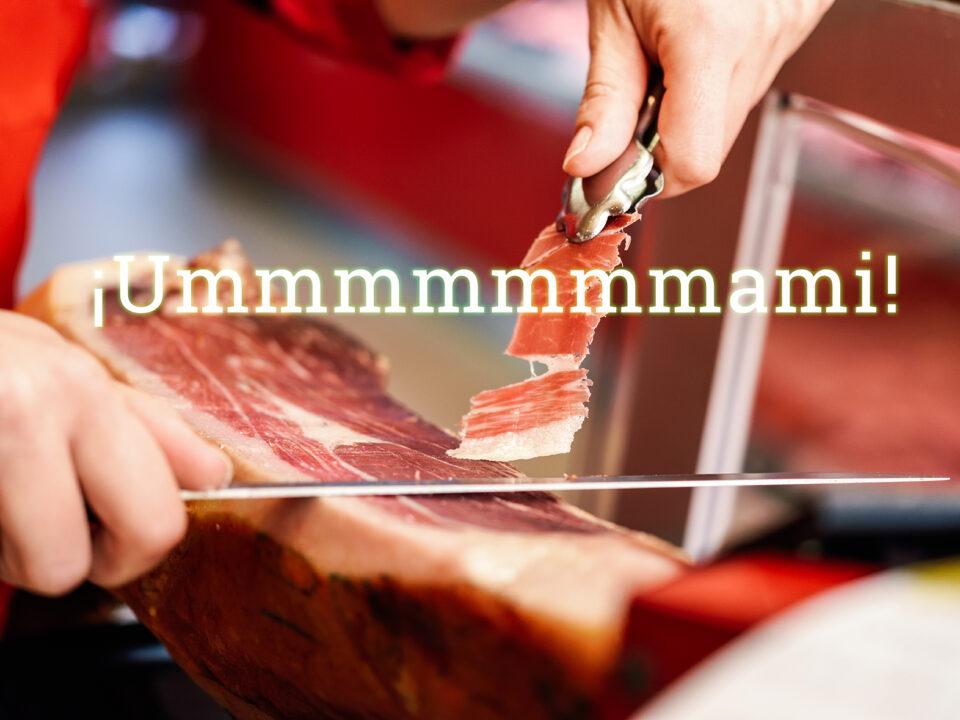 El Umami caracteriza el sabor de los alimentos curados de forma natural por mucho tiempo.